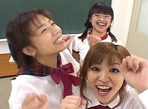 Bukkake schoolgirls