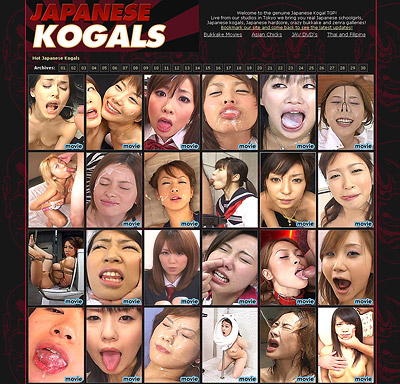Japanese Kogals
