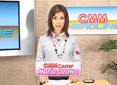 Top stories with Maria Ozawa!